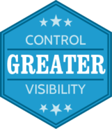 Greater Control and Visibility
