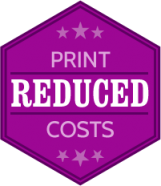 Reduced Print Costs